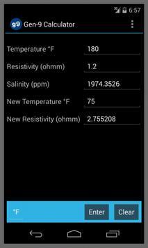 Gen9Calc by PayZone, Inc. apk screenshot
