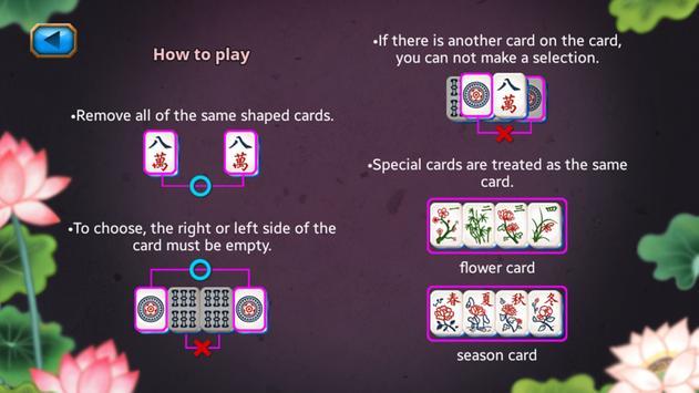 Mahjong Solitaire apk screenshot