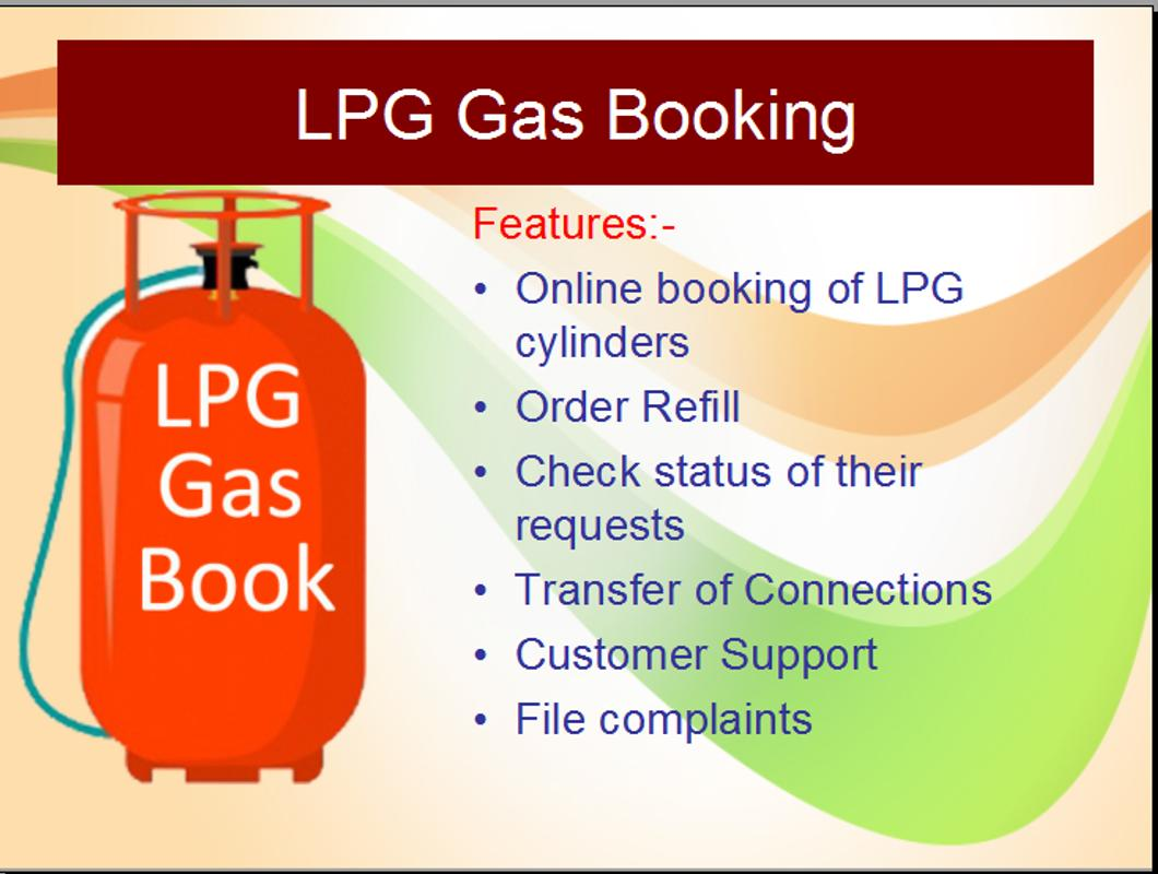 Lpg Gas Booking By Phone