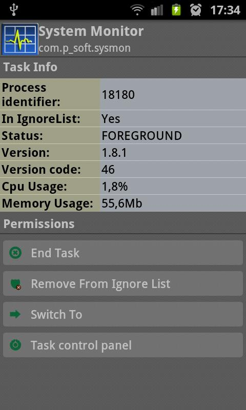 System Monitor for Android - APK Download