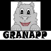 Granapp - Kinder-App zum Granitweg in Vilshofen icon