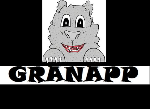 Granapp - Kinder-App zum Granitweg in Vilshofen poster