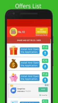 Guide for mcent and free paytm cash screenshot 1
