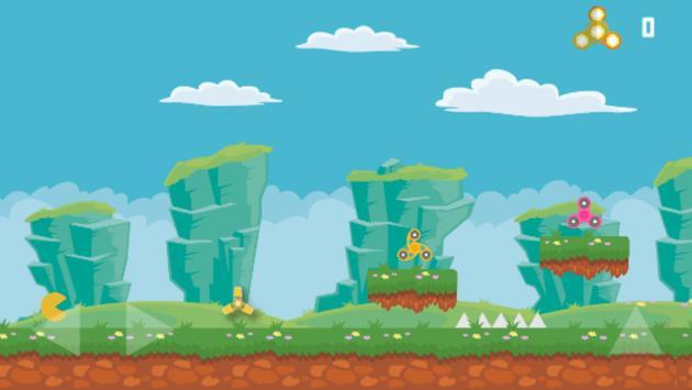 Yellow monster adventure screenshot 3