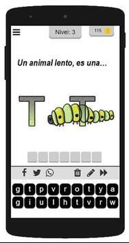 Quiz Jeroglificos screenshot 4