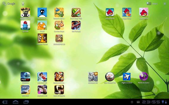 Leaves - Bokeh Live Wallpaper screenshot 4