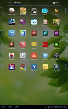 Leaves - Bokeh Live Wallpaper screenshot 5