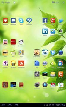 Leaves - Bokeh Live Wallpaper screenshot 2