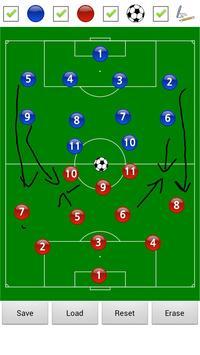 Football Strategy Board screenshot 1