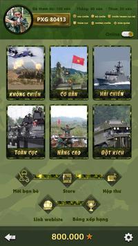 Cờ Tư Lệnh (Commander Chess) screenshot 1