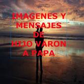 MENSAJES DE HIJO VARON A PAPA icon