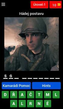 Hádej postavy poster