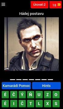 Hádej postavy screenshot 2