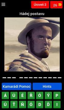 Hádej postavy screenshot 3
