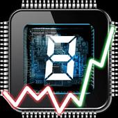 Octa-Core Processor Booster icon