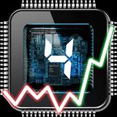 Quad-Core Processor Booster icon
