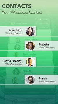2 Schermata Who Visit My Watsapp Profile? Whats Tracker Friend