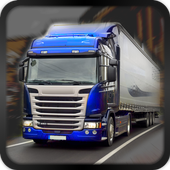 Truck Simulator Scania 2015 icon