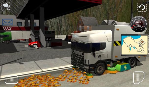 Truck Simulator Scania 2015 screenshot 17