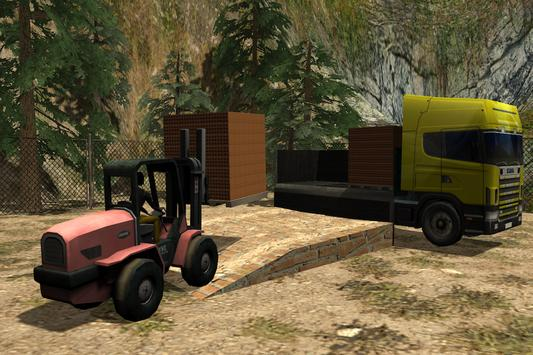 Truck Simulator Scania 2015 screenshot 4