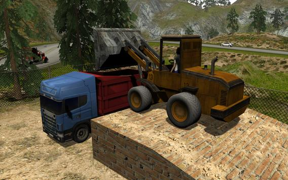 Truck Simulator Scania 2015 screenshot 8