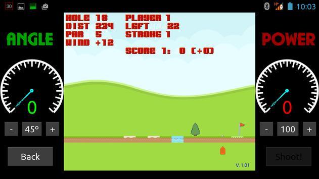 Sandbox Golf apk screenshot