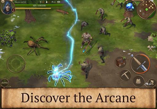 Stormfall: Saga of Survival imagem de tela 2