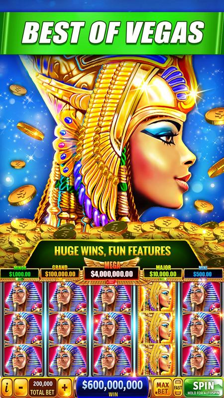 House Of Fun Slots Casino - Free 777 Vegas Games