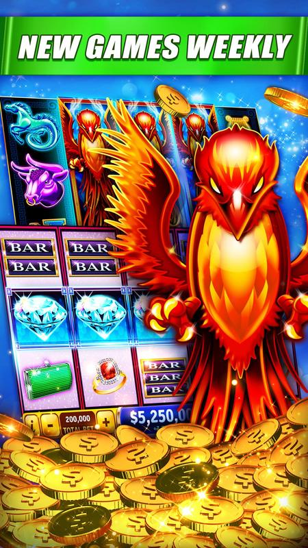 Download House Of Fun Casino Game