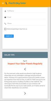 PacificSky Solar apk screenshot
