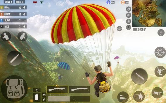 Battle Royale Squad Survival screenshot 1