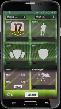 Fut 17 Draft Simulator Pro screenshot 9