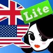 Lingopal English Lite icon