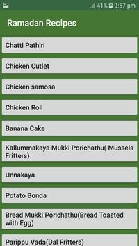 Ramadan Recipes poster
