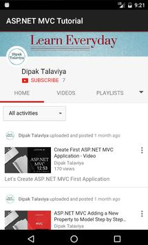 ASP NET MVC Tutorial for Android - APK Download