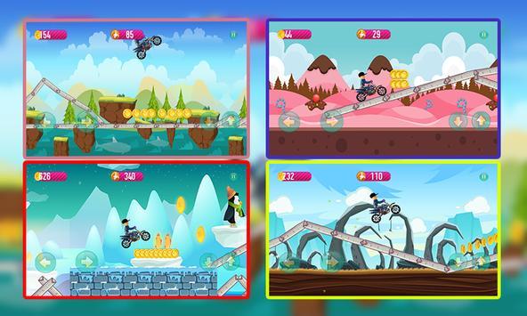 Keloglan Motorbike Venture screenshot 13