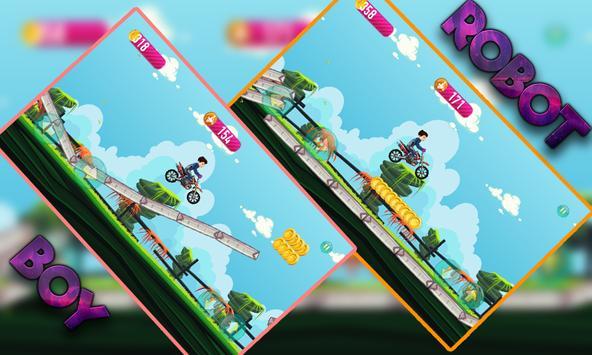 Vir Robot Motorbikes screenshot 2