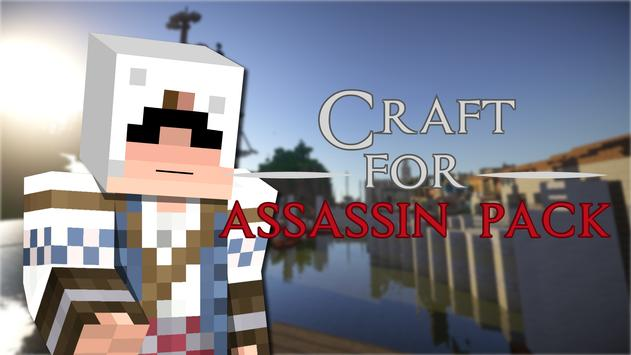 Craft for assassin pack poster