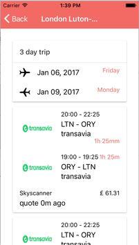 PackMyTour  - Flights Search screenshot 3