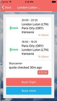 PackMyTour  - Flights Search screenshot 5