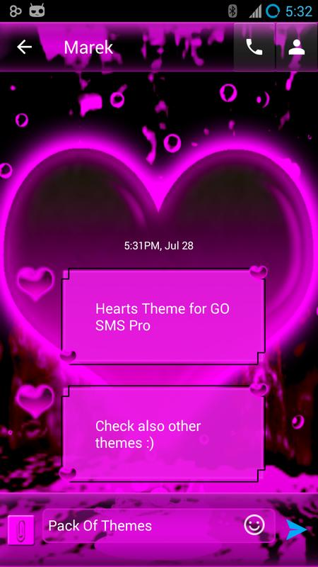 go sms pro apk download