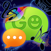 Music Theme for GO SMS Pro icon