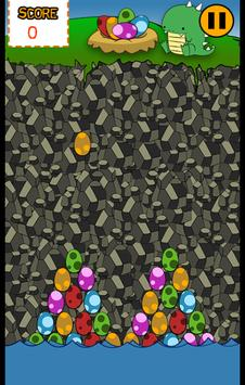 bubble shooter dino egg saga apk screenshot