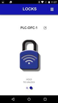 Wireless Lock poster