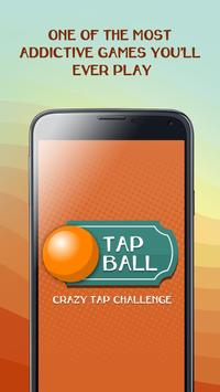 Tap Ball poster