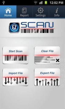EZScan poster