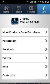 EZScan screenshot 3