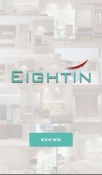 Eightin Jakarta poster