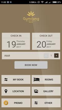 Gumilang Regency Hotel apk screenshot