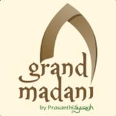 Grand Madani Hotel icon